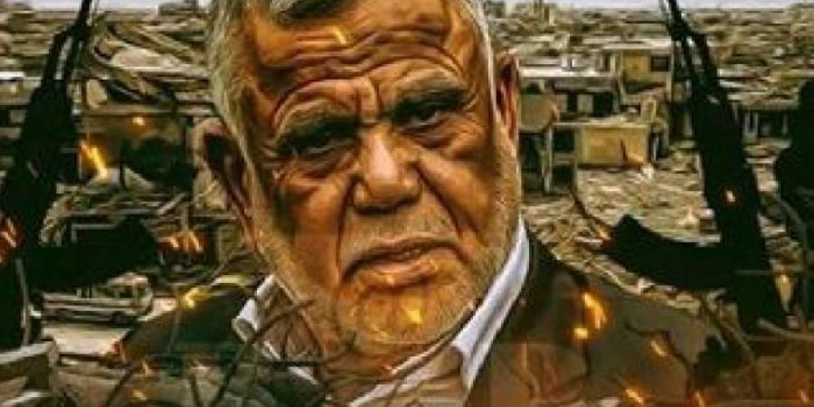 """الضمير الإيراني العامري:حرق الجدار الخارجي للقنصلية الإيرانية في كربلاء من قبل المتظاهرين عمل"""" إجرامي"""""""