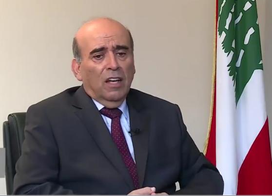 وزير الخارجية اللبناني يقدم إستقالته