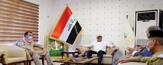 الكاظمي:ليس معقولاً ولا مقبولاً أن يستورد العراق محاصيل زراعية