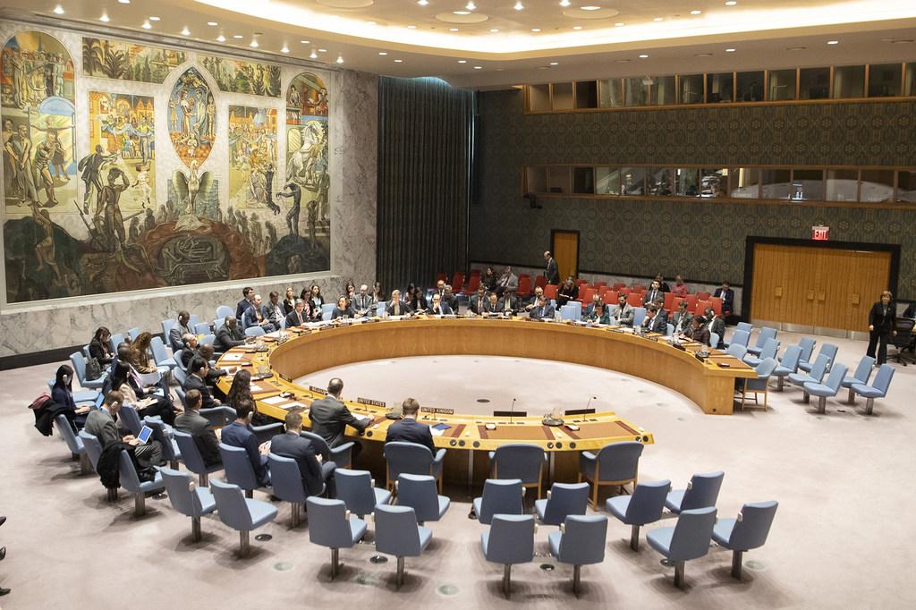 اليوم..جلسة لمجلس الأمن الدولي لوقف العدوان الإسرائيلي على المدنيين الفلسطينيين