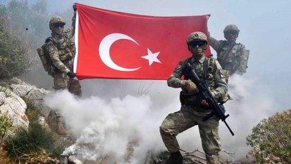 تركيا تحتل 50 كم من الأراضي العراقي بذريعة محاربة الـpkk