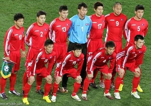كوريا الشمالية تنسحب من بطولة العالم لكرة القدم