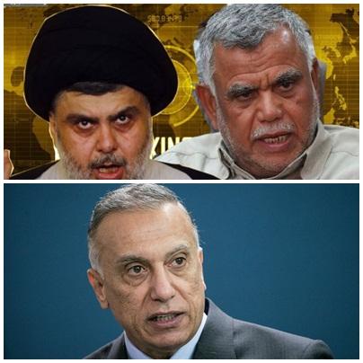 الكاظمي يعلن عن تغيير وزاري قريب وفق نظام المحاصصة!