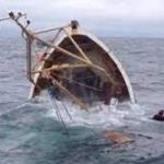اصطدام سفينة بقارب صيد مصري