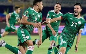 المنتخب الجزائري 26 مباراة بدون هزيمة
