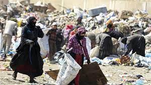 العصائب:فشل حكومة الكاظمي وراء زيادة نسبة الفقر في العراق