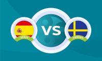"""اليوم..السويد واسبانيا على ملعب """"لا كارتوخا"""""""