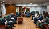 وزير الثقافة يؤكد على تعزيز التعاون الثقافي مع إيران
