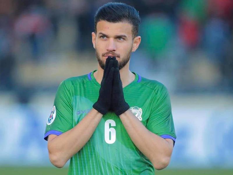 مصدر:إصابة لاعب المنتخب علي فائز بفيروس كورونا