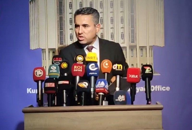 برلمان كردستان:107 مليار دينار شهريا تدخل خزينة الإقليم من أصل 300 مليار عن إيرادات المنافذ