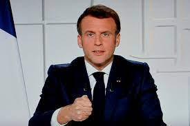 ماكرون: سنواصل دعم لبنان مالياً