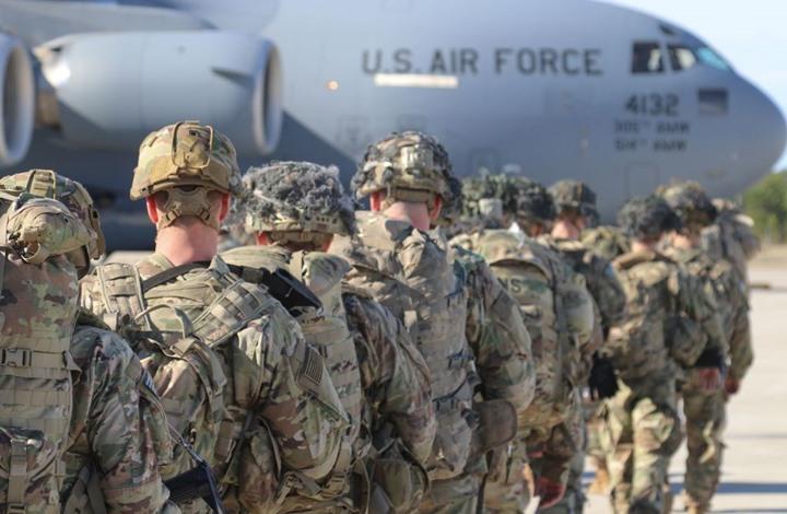 حزب بارزاني:خروج القوات الأمريكية من العراق سيندم عليها الجميع