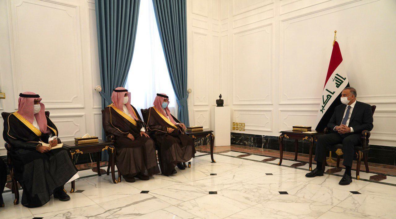 العراق والسعودية يؤكدان على تعزيز التعاون التجاري بين البلدين