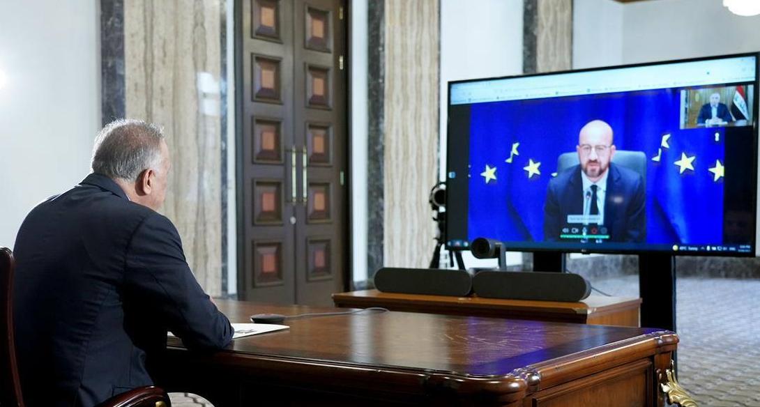المجلس الأوروبي يؤكد على دعمه للعراق