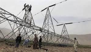 وزارة الكهرباء:مجاميع من الحشد الولائي وراء تدمير أبراج نقل الطاقة