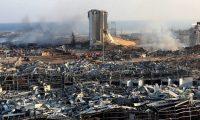 اليوم ..الذكرى الأولى لإنفجار مرفأ بيروت