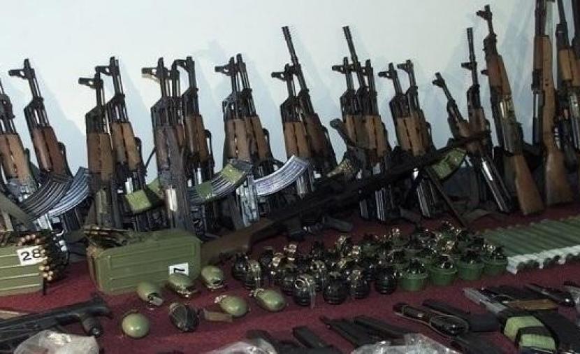 تجارة الأسلحة في العراق برعاية ميليشيا الحشد والأمن الوطني