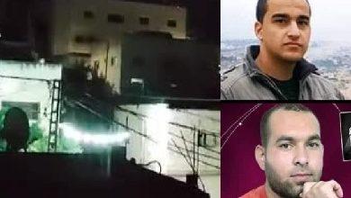 القوات الإسرائيلية تعتقل آخر أسيرين فلسطينيين من الـ(6) الفارين من سجن جلبوع