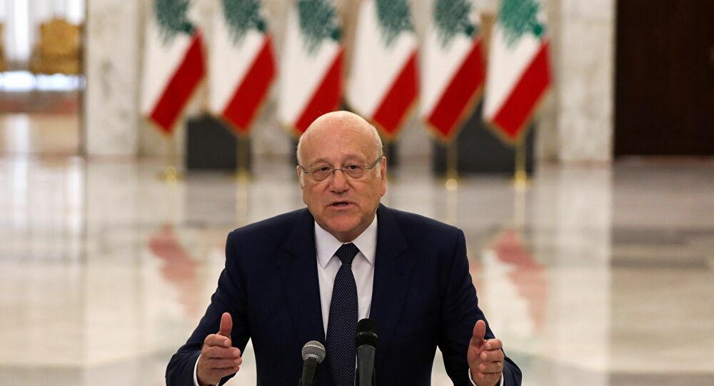 ميقاتي:الوضع اللبناني صعب واستثنائي