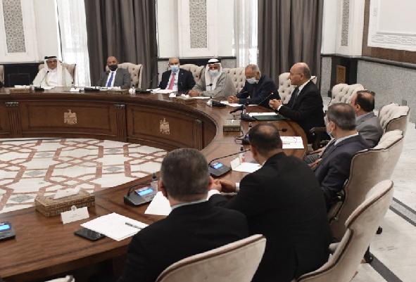 صالح:العنف الذي أصاب العراق مرتبط بشبكات حيتان الفساد