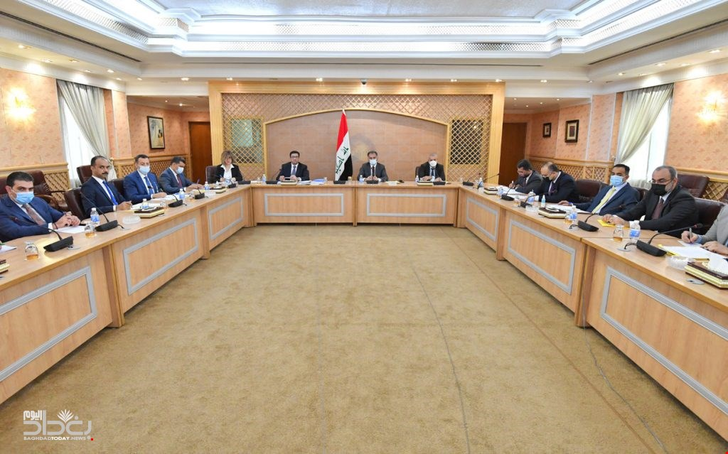 الخارجية:مناقشة خطة العمل المشتركة بين العراق ومجلس التعاون الخليجي