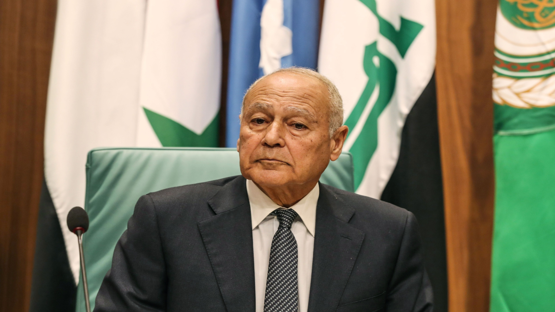 أبو الغيط:مؤتمر استرداد الأموال المنهوبة من العراق فرصة مهمة لمكافحة الفساد