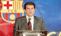 تقرير:رئيس برشلونة بحث خسارة فريقه أمام بايرن ميونخ