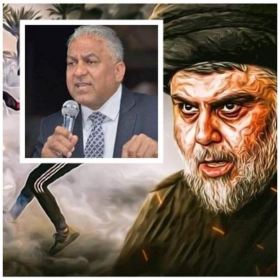 التيار الصدري يرفع دعوى قضائية ضد النائب الوطني الشجاع باسم خشان