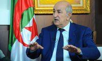 تبون:نرفض تعامل فرنسا مع الجزائر كمستعمرة سابقة