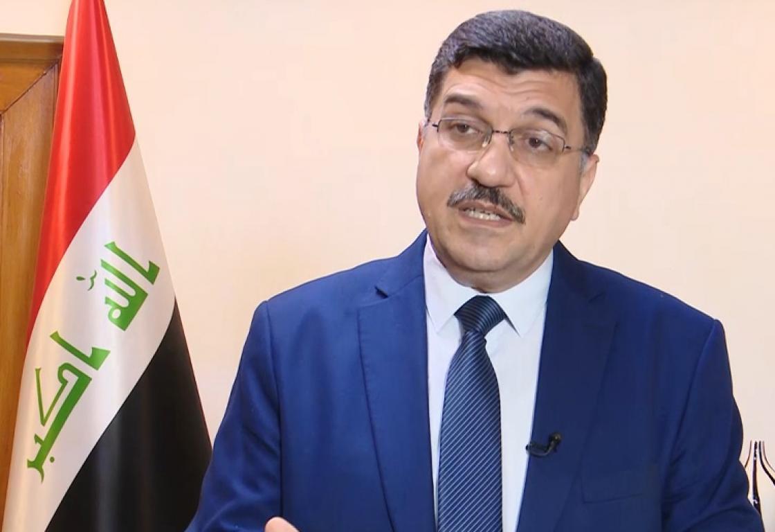 وزير الموارد المائية:إيران قطعت المياه عن العراق وترفض الحوار معه بشأن ذلك