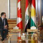 البارزاني:نجاح العملية السياسية في العراق يعتمد على تعزيز الديمقراطية