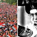 الضغط الشعبي على النظام الايراني يتعاظم