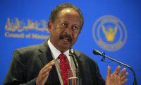 السودان..حمدوك تحت الإقامة الجبرية