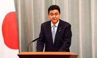 كيشي:صواريخ كوريا الشمالية تشكل تهديداً خطيراً للمجتمع الدولي